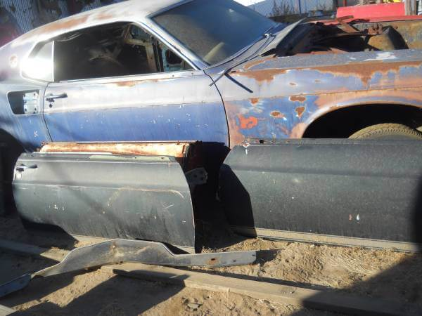 Mustang Used Parts >> Used Auto Parts For Mustangs And Fords
